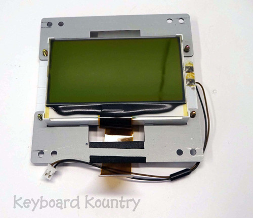 Roland RD-700 LCD Display Screen