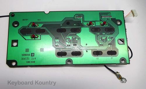 Panel B Board For Yamaha SY22 Left Side