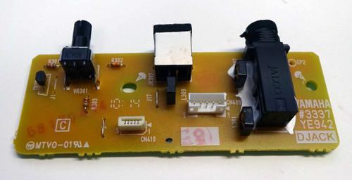 Yamaha DGX-650 Djack Board