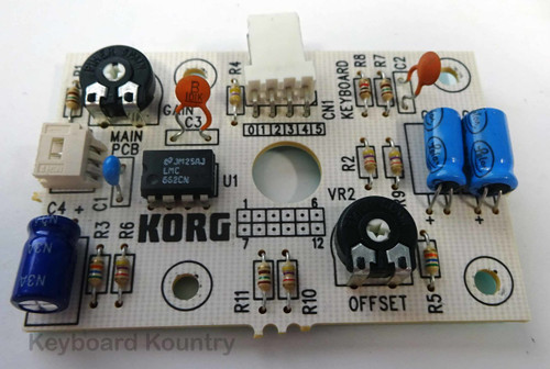 Aftertouch Board For Korg PA-80 (KIP-2006)