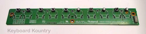 Roland Fantom G6/7/8 Center Panel C Board