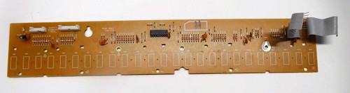 Korg X50 High Note Keyboard Contact Board (KLM-2663)