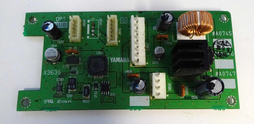 Yamaha Motif ES Series DPS Sub Board