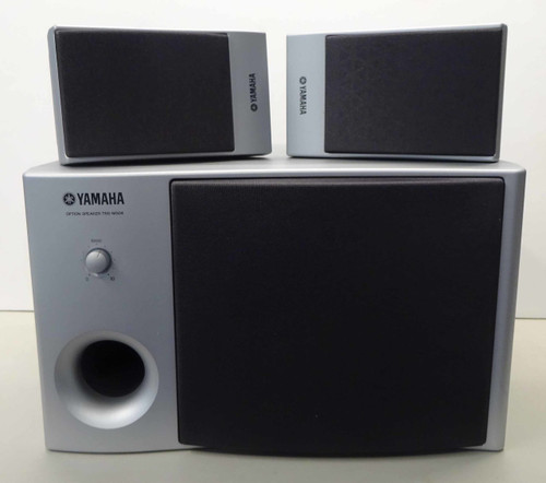 Yamaha TRS-MS04 Speaker Set with Cables