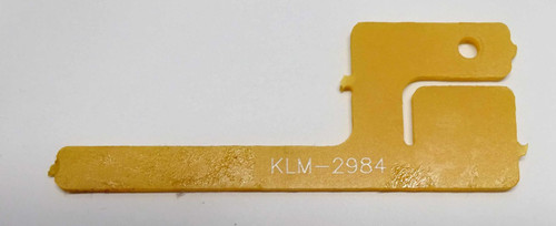 Korg SP-170, Krome 88 Ribbon Cable Securing Board (KLM-2984)