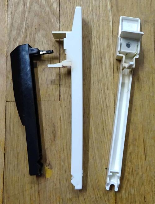Replacement Keys For Ensoniq ESQ-1 Plastic Case (Yellowed)