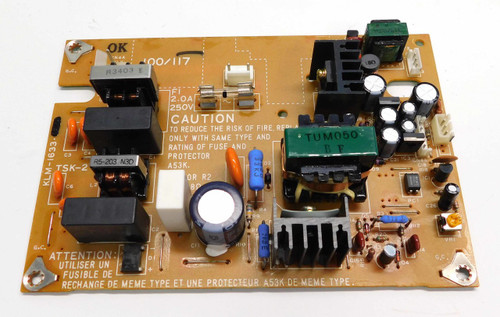 Power Supply Board for Korg i1,i2 and i3 (KLM-1633)