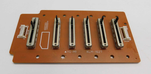 Slider Board for Korg i2 (KLM-1627)