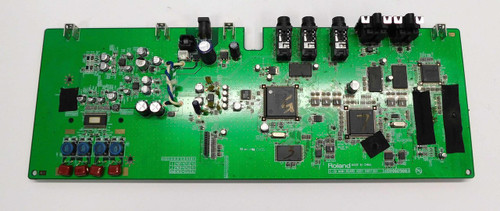 Roland E-09 Main/Jack Board