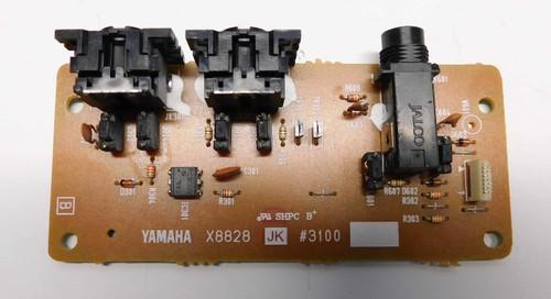 Yamaha P-85/P85S Jack (JK) Board