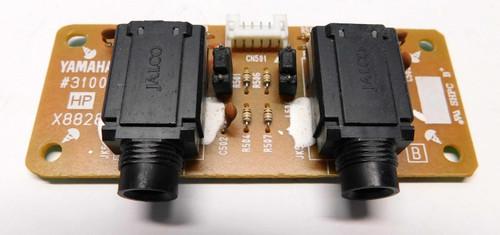 Yamaha P-85/P85S Headphone Jack (HP) Board