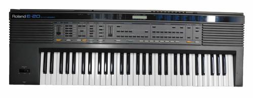Roland E-20 Intelligent Synthesizer