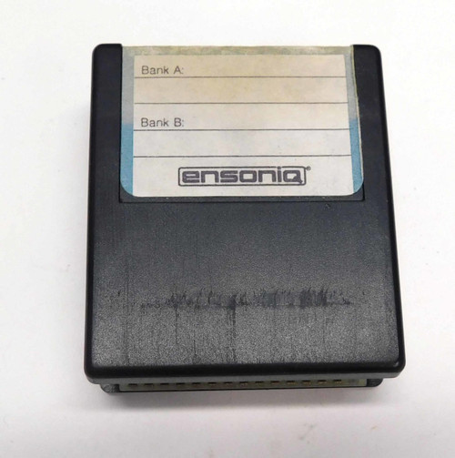 Ensoniq ESQ-1 EPROM Cartridge 80 Patches Rewritable Cartridge