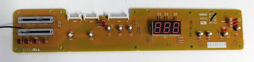 Yamaha Clavinova CLP-130 PNL Left Panel Board