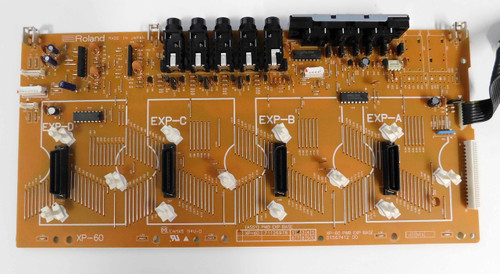 Jack/Expansion Board for Roland XP-60