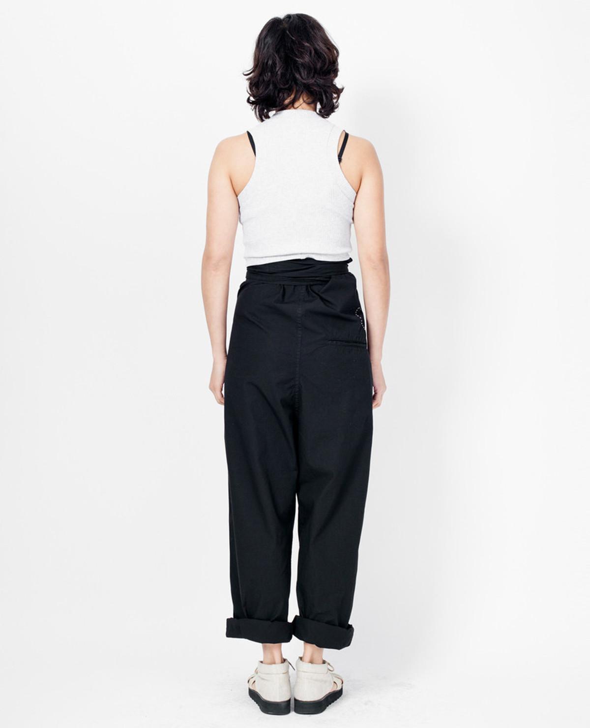 Cosmic Wonder Basic Pants - Black
