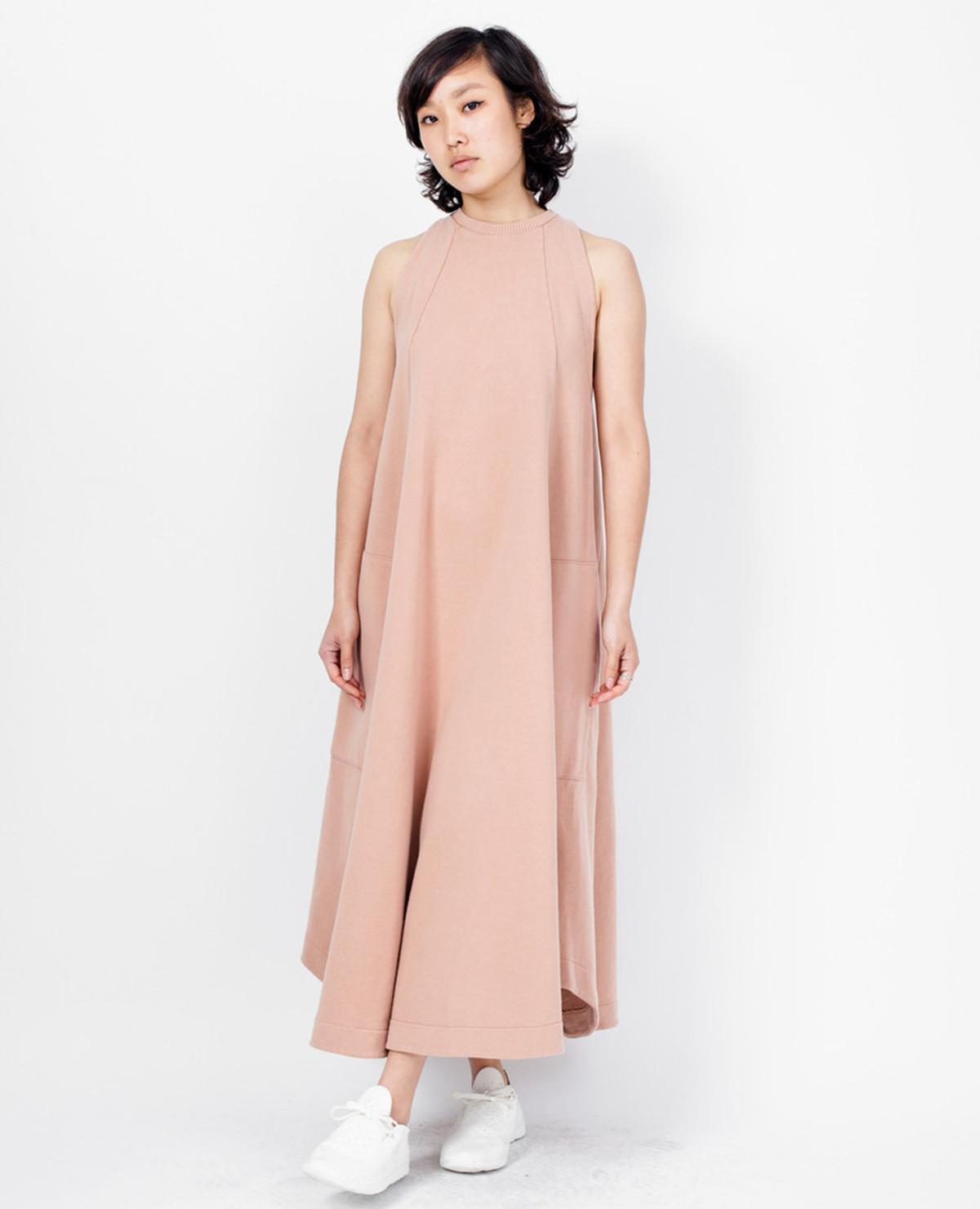 Louie Dress - Suntan