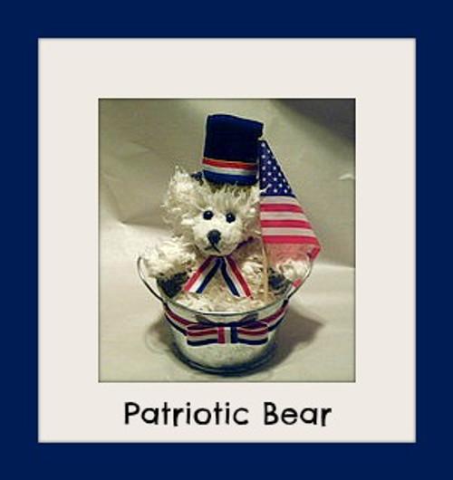 Patriotic Plush