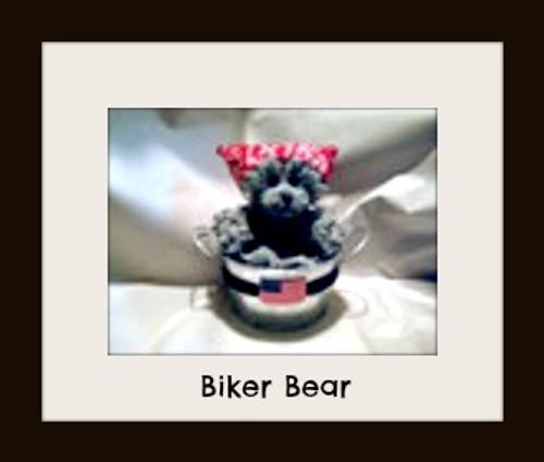Biker Plush