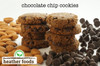 Chocolate Chip Vegan Cookies (3 cookie package)