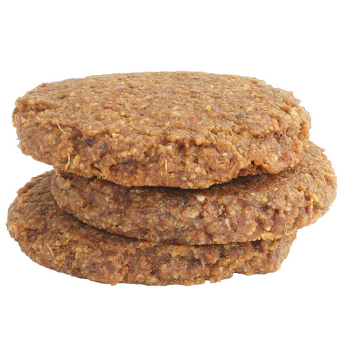 Double Ginger Vegan Cookies (3 cookie package)
