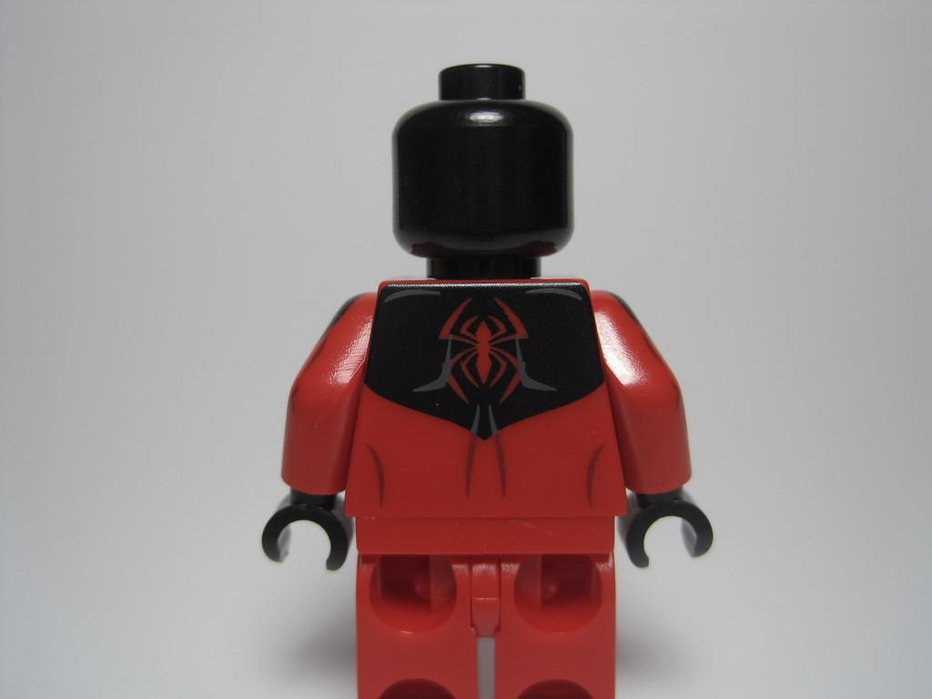 Crimson Arachnid - D1