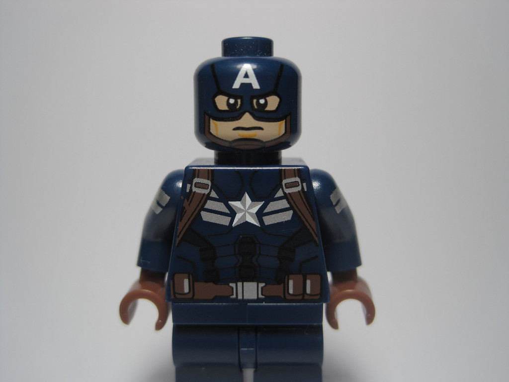 American Super Soldier - DISCOUNT - D10