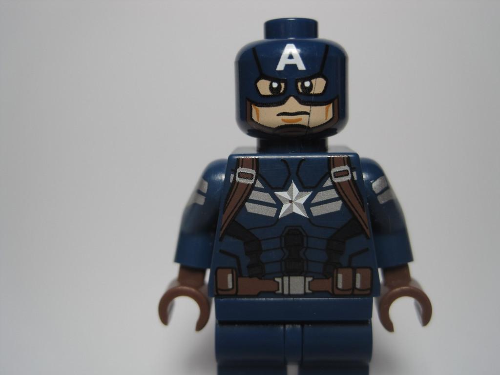 American Super Soldier - DISCOUNT - D9