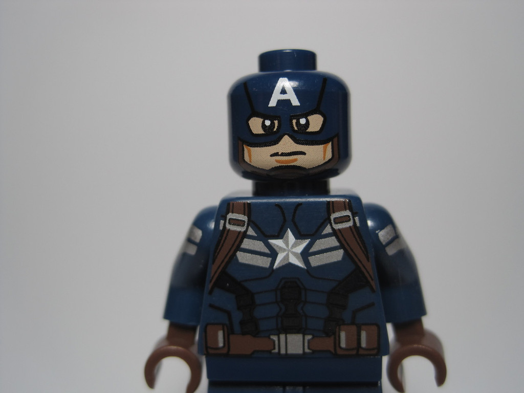 American Super Soldier - DISCOUNT - D3