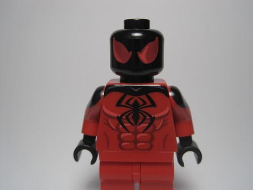 Crimson Arachnid - D9
