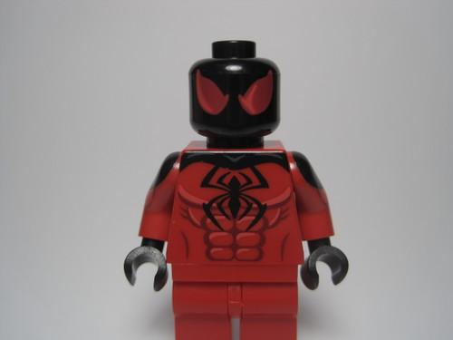 Crimson Arachnid - D10