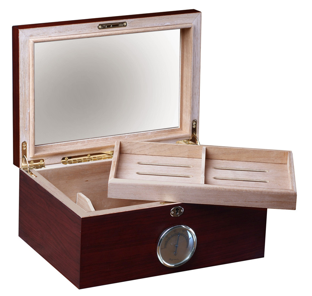The Berkeley 100 count Humidor