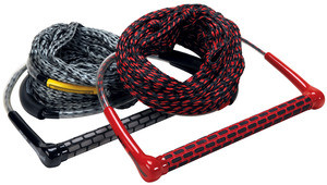 Wakeboard Rope 65' EVA Handle Reflex Package