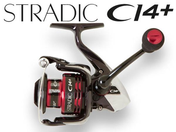 Stradic CI4+ Shimano Fishing Reel