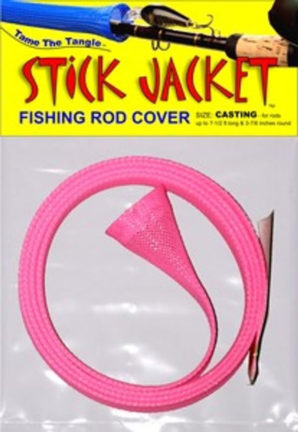 Stick Jacket - Spinning Fishing Rod