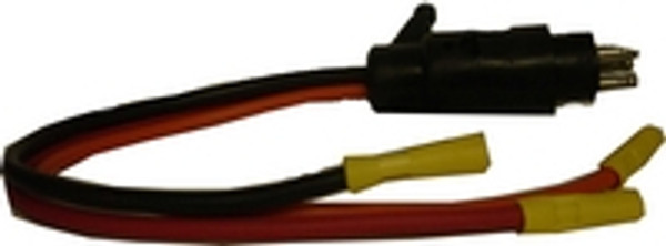 T/M Connector Male 3 Wire