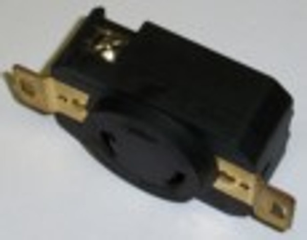 T/M Connector 3 Prong Recepticle (305CRR)