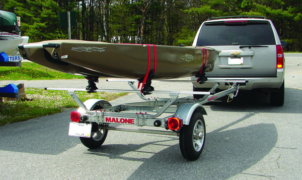 Microsport Base Trailer