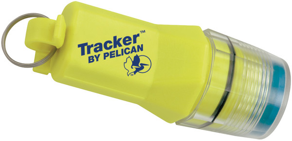 Pelican Tracker 2140 Flashlight, Yellow