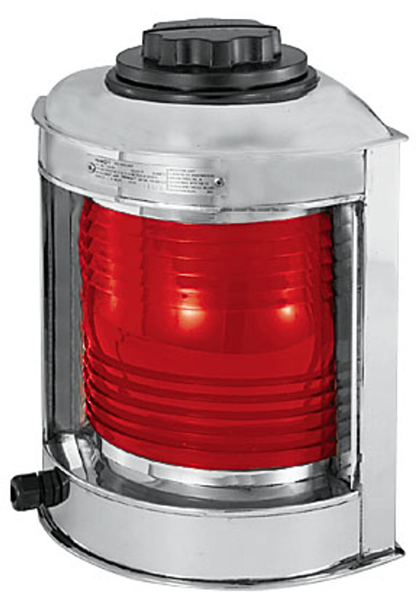 Perko 1150 RE1 Gal Red Sidelight