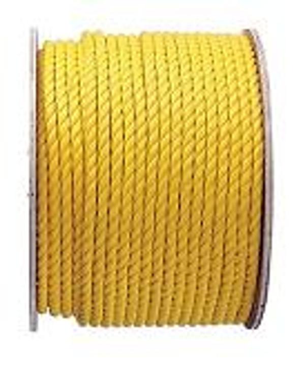"""1/2"""" Yellow Polypropolene 600' Reel"""