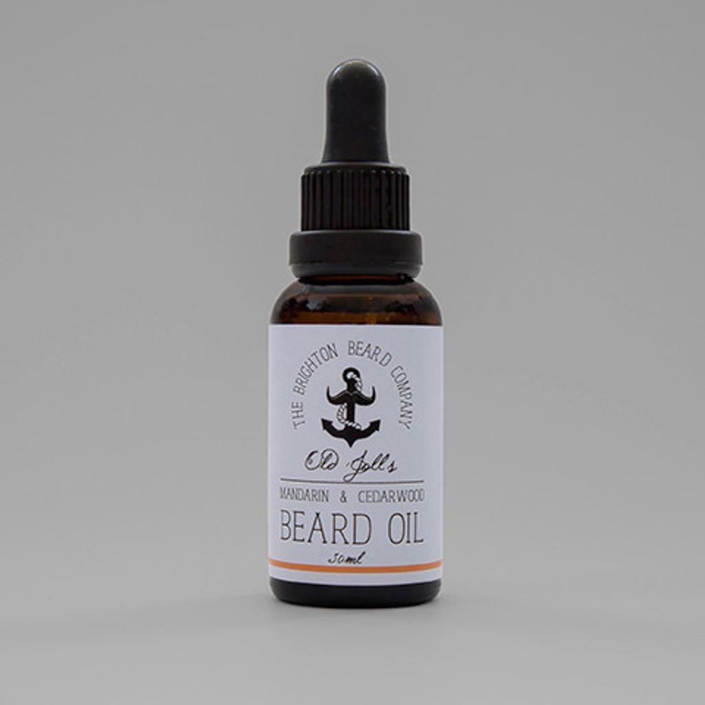 Old Joll's Mandarin, Cedarwood & Juniper Beard Oil