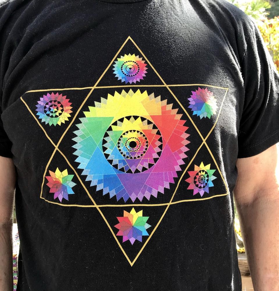 Heart Star T-Shirt