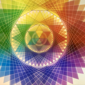 Inter-Dimensional  communication star: Star of Unity