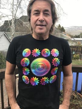 13 stars T-shirt