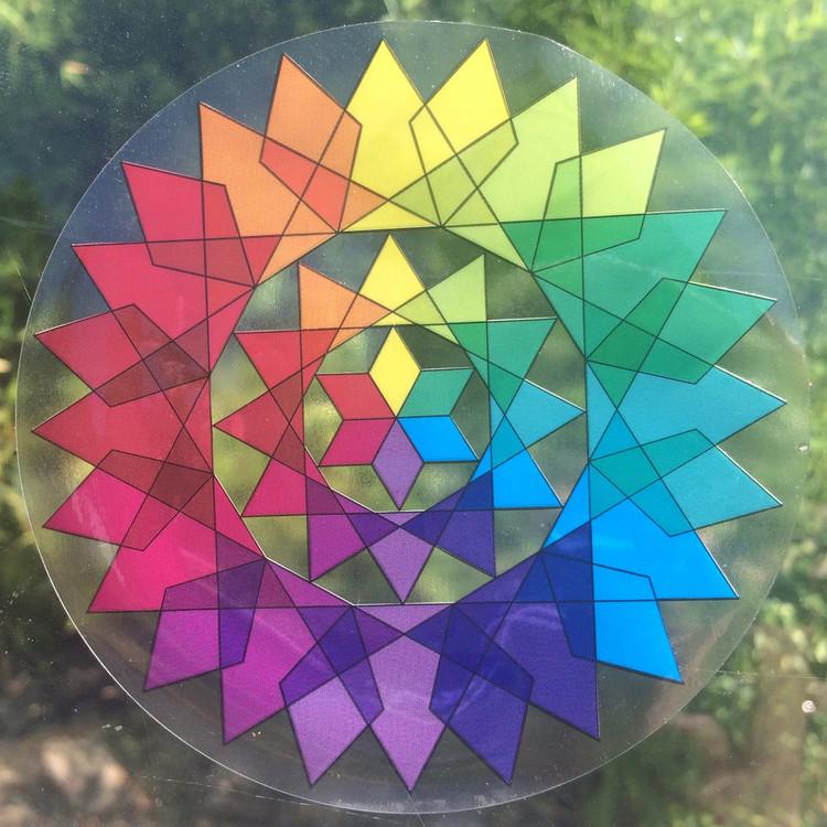"""Star of Awakening- 11"""" clear vinyl"""