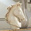 Horse Head Sculpture