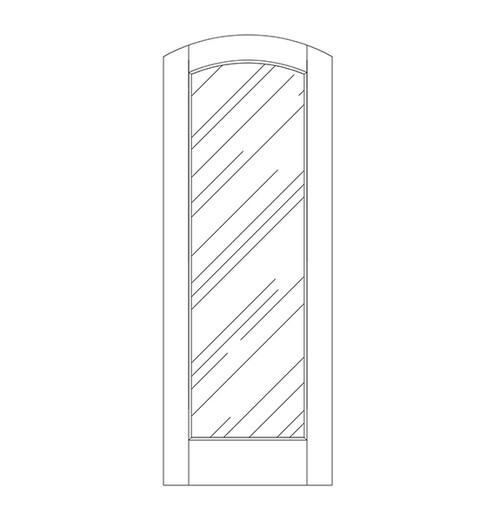 Glass Door (DG1500)