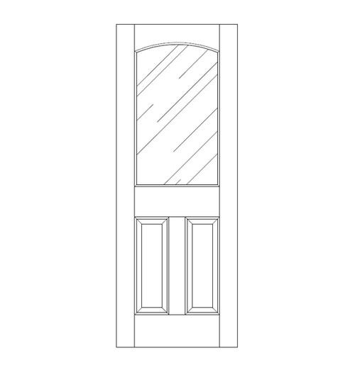 Glass Door (DG3100)