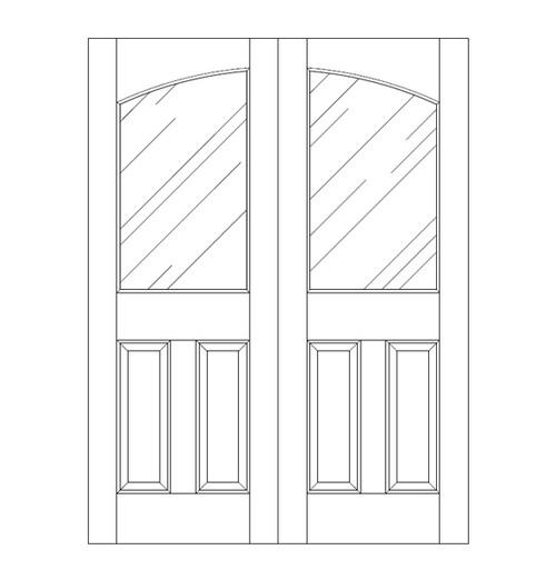 Glass Door (DG3100CA)
